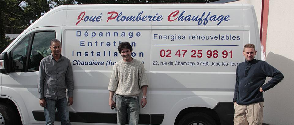 Entreprise Joué Plomberie Chauffage