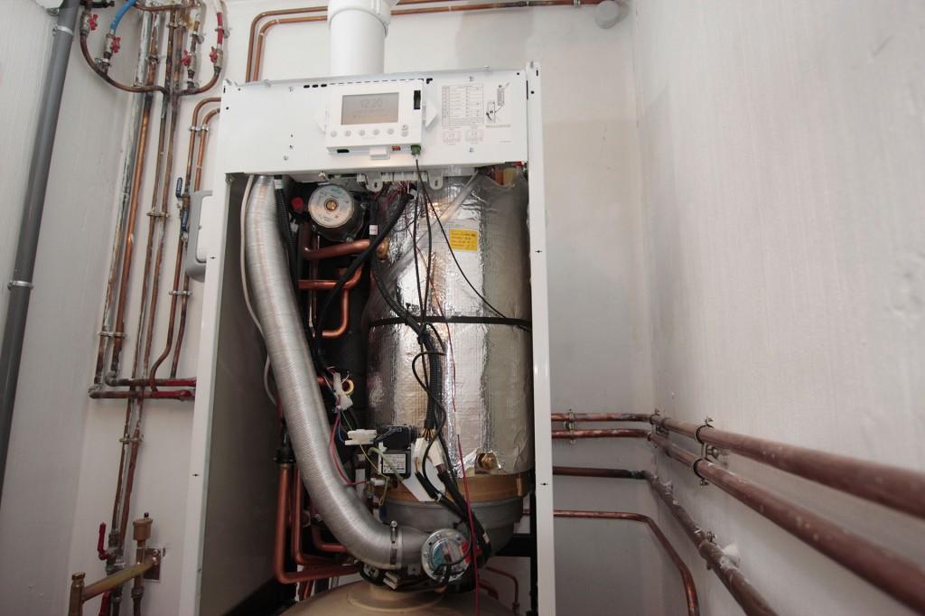 Chaudière FRISQUET 32 kW (ouverte)