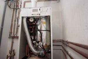 Chaudière FRISQUET 32 kW (intérieur)